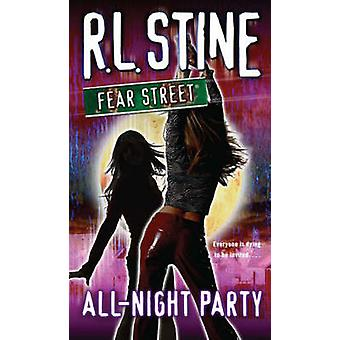All-Night Party by R. L. Stine - 9781416916895 Book