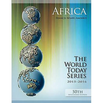 Africa - 2015-2016 (50th Revised edition) by Francis Wiafe-Amoako - 97