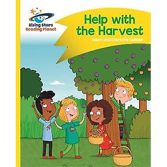 Reading Planet - Help with the Harvest - Yellow - Comet Street Kids by