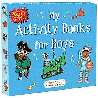 My Activity Books for Boys by Anonymous - Bloomsbury - 9781619636392