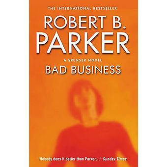 Bad Business by Robert B. Parker - 9781843441724 Book