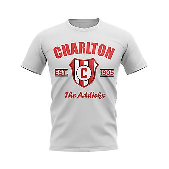 Charlton Established Football T-Shirt (White)