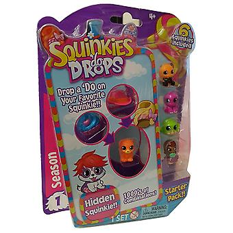 Squinkies 'do Drops Starter Pack 5