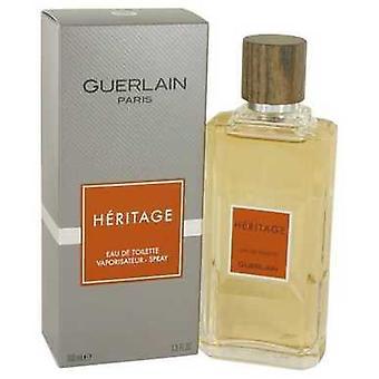 Heritage By Guerlain Eau De Toilette Spray 3.4 Oz (men) V728-413979