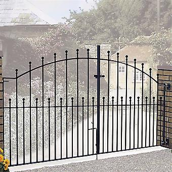 Burbage Manor Metal Double Gates To Fit a Gap of 2134 mm