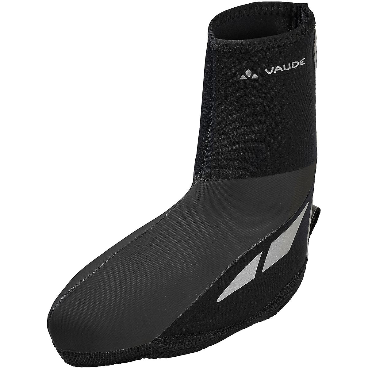 Vaude Chronos III Cycling chaussures Covers - noir