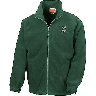 Royal Yeomanry - Licensed British Army Embroidered Heavyweight Fleece Jacket