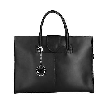 Leather shoulder bag Made in Italy P9025