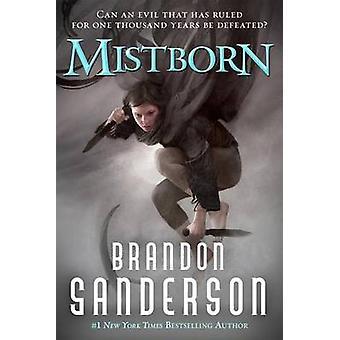 Mistborn by Brandon Sanderson - 9780765377135 Book