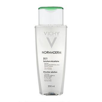 Vichy Normaderm 3 em 1 solução micelar 200ml