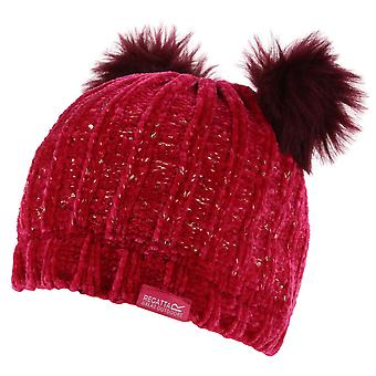 Regatta Girls Hedy Lux II Sequinned Bobble Hat