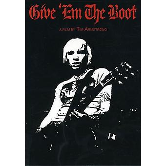 Give Em' the Boot [DVD] USA import