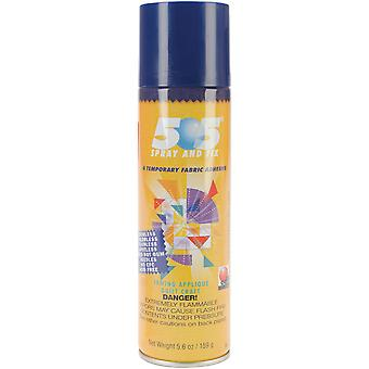 505 Spray & Fix Temporary Fabric Adhesive-5.6oz SF505