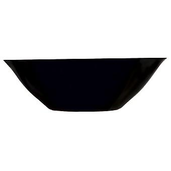 Luminarc Carine Salad Bowl 27Cm Noir (Kitchen , Household , Oven dishs)