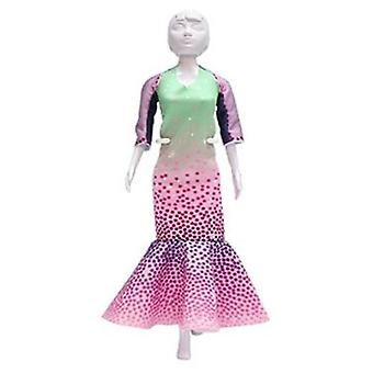 Dress Your Doll Billy Mint (Toys , Educative And Creative , Design And Mode , Mode)