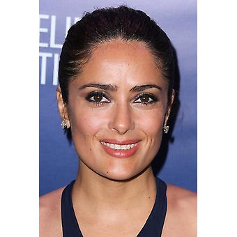 Salma Hayek At Arrivals For Help Haiti Home - A Gala To Benefit JP Haitian Relief Organization Montage Hotel Beverly Hills Ca January 10 2015 Photo By Xavier CollinEverett Collection Celebrity