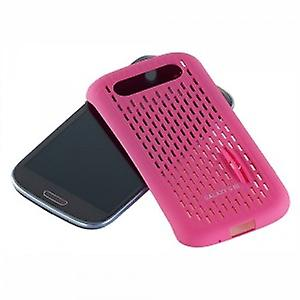 Made for Samsung Vent Cover Pink for Samsung Galaxy S3
