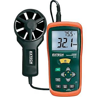 Anemometer Extech AN100 0.4 up to 30 m/s Calibrated to Manufacturer standards