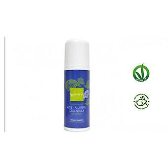 Naay Botanicals Alum deodorant - Aloe Roll On 75 ml (Hygiene and health , Deodorants)