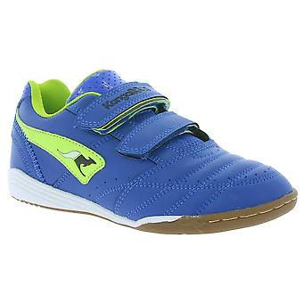 KangaROOS Power Court Schuhe Kinder Sneaker Blau 1420A 0 484