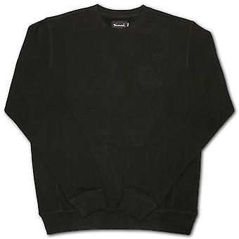 Diamond Supply Co. ONU Polo Sweatshirt noir