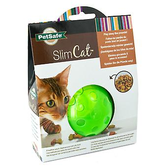 Petsafe Slimcat behandle bold grøn
