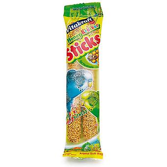 Vitakraft Budgie Krõcker Honey-sesame 2 Pack (Pack of 7)