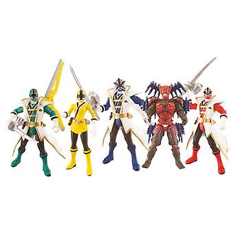 Bandai Super Samurai Power Rangers (Toys , Action Figures , Dolls)