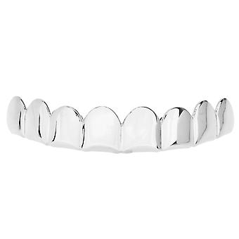 Grillz - silver - one size fits all - TOP TEETH 8