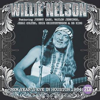 New Year's Eve In Houston 1984 (2cd) by Willie Nelson