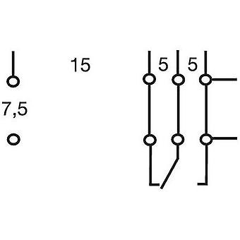 PCB relays 24 Vdc 16 A 1 change-over Omron G2R-1-E
