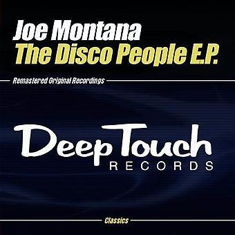 Joe Montana - importazione USA discoteca persone E.P. [CD]