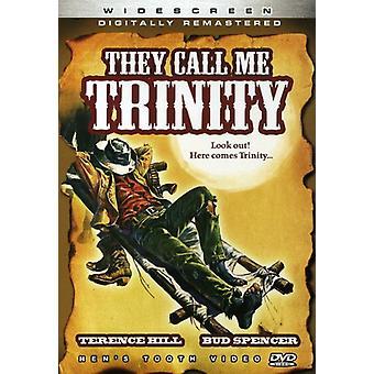 De kalder mig Trinity [DVD] USA importerer