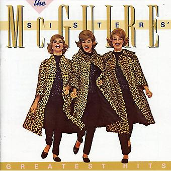McGuire Sisters - Greatest Hits [CD] USA import