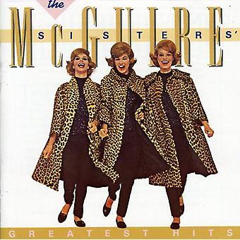 Hermanas de McGuire - Greatest Hits [CD] USA importar