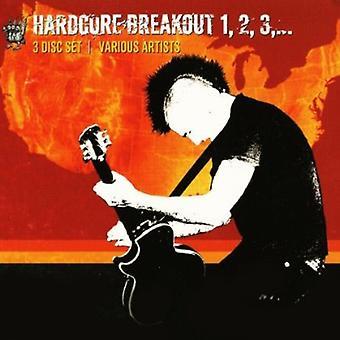 Hardcore Breakout 1 2 3 - Hardcore Breakout 1 2 3 [CD] USA import