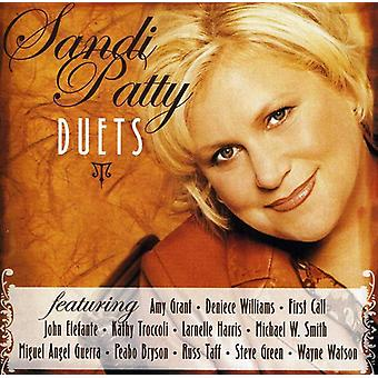 Sandi Patty - duetter [CD] USA importerer