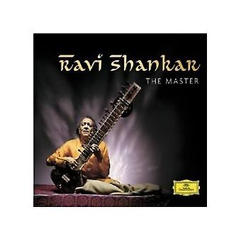 Ravi Shankar - Master [CD] USA import