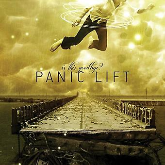 Panic Lift - Is This Goodbye? [CD] USA import