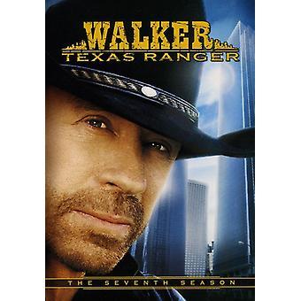 Walker Texas Ranger: Saison 7 USA [DVD] import