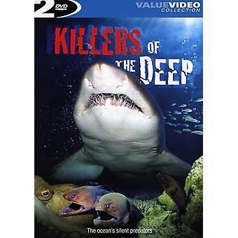 Mordere af dyb [DVD] USA importerer
