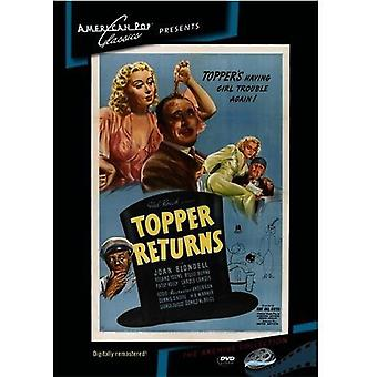 Topper Returns [DVD] USA import