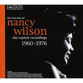 Nancy Wilson - meget Best av Nancy Wilson [DVD] USA import