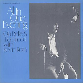 Ola Belle Reed - All in One Evening [CD] USA import