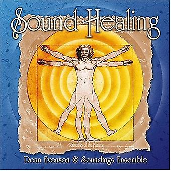 Evenson, D/spotdybder Ens - Sound Healing [CD] USA import