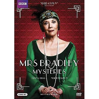 Mme Bradley Mysteries : The Complete Series [DVD] USA import
