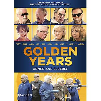 Golden Years [DVD] USA import