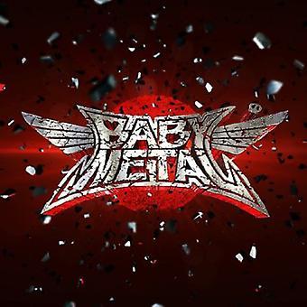 Babymetal - Babymetal [CD] USA importerer