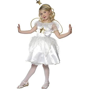 ba585ca894dc Angel jul ängel kostym klä barn 3-5J