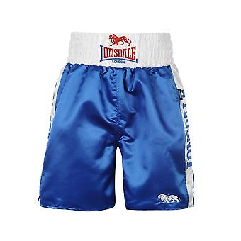 Lonsdale Lonsdale Pro Large Logo Trunks - Blue & White